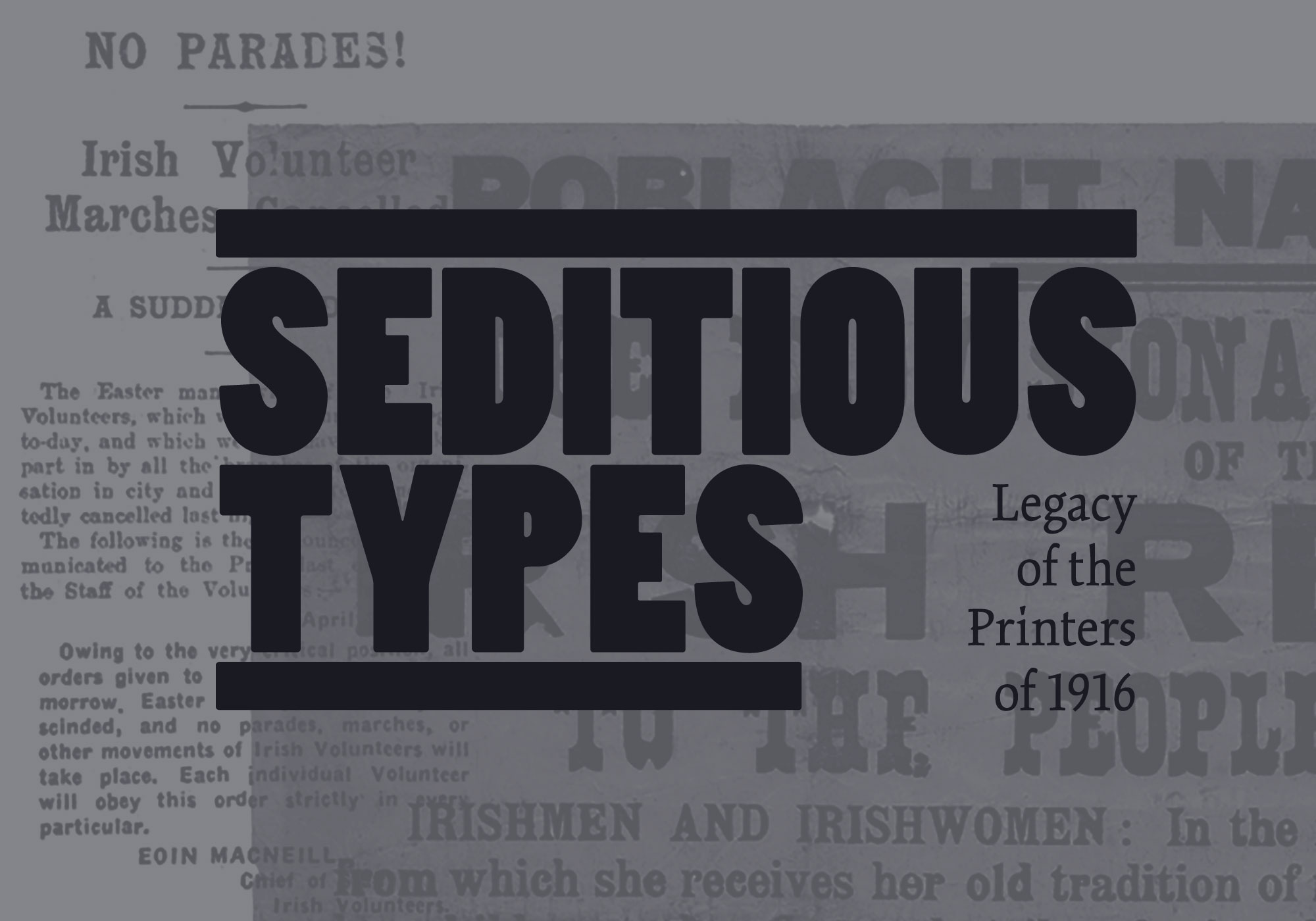 Seditious Types
